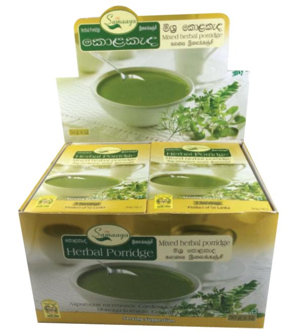 Herbal Porridge Mixed