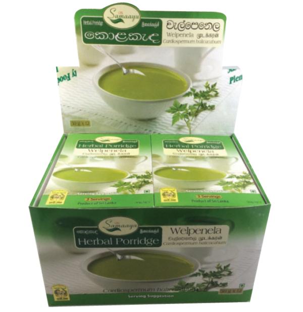 Herbal Porridge Welpenela