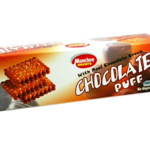 Munchee Chocolate Puff