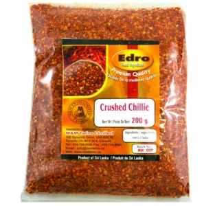 Edro Crushed Chilli