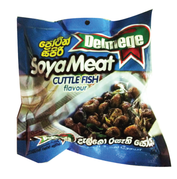 Delmege Cuttle Fish Flavoured Soya