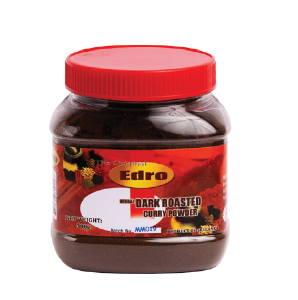 Edro Dark Roasted Curry Powder (small bottle)