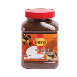 Edro Dark Roasted Curry Powder (Large Bottle)