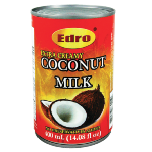 Edro Coconut Milk Can