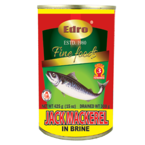 Edro Mackerel in Brine