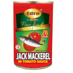Edro Mackerel in Tomato Sauce