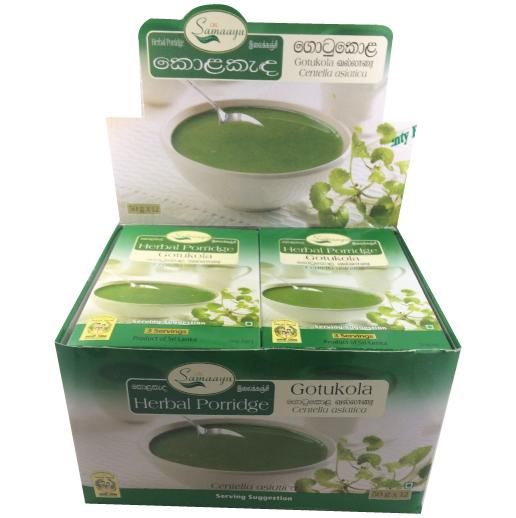 Herbal Porridge Gotukola