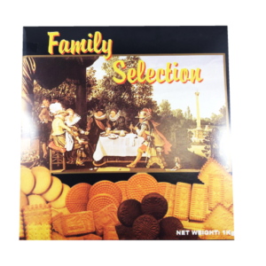 MUNCHEE FAMILY SELECTION (BLACK)