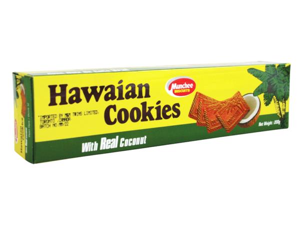 Munchee Hawaiian Cookies