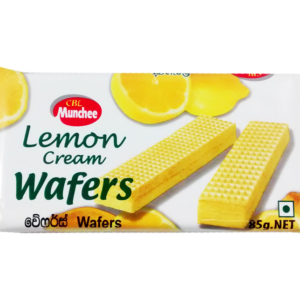 Munchee Lemon Cream Wafers