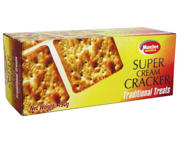 Munchee Super Cream Crackers