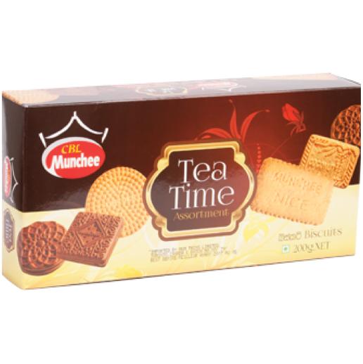 Munchee Tea time Assortment