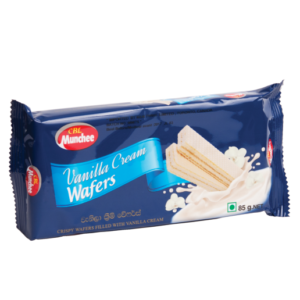 Munchee Vanilla Cream Wafers